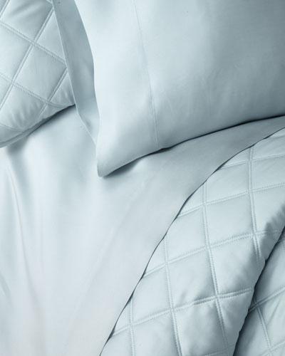 Silken Solid King Pillowcases