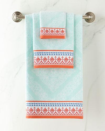 Mitta Seaglass Face Cloth