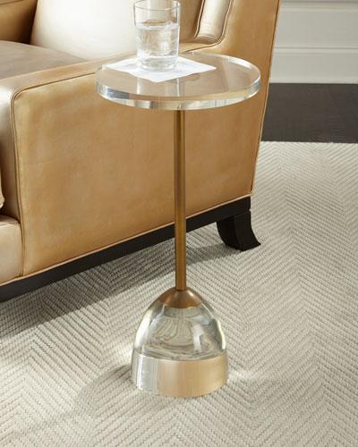 Ellen Acrylic Side Table