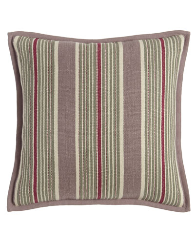 Northward Stripe Pillow, 18