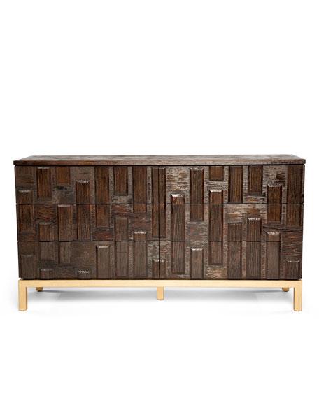 Innova Luxury Chocolate Truffle Dresser