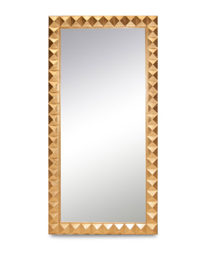 Ilsa Gold Leaning Mirror