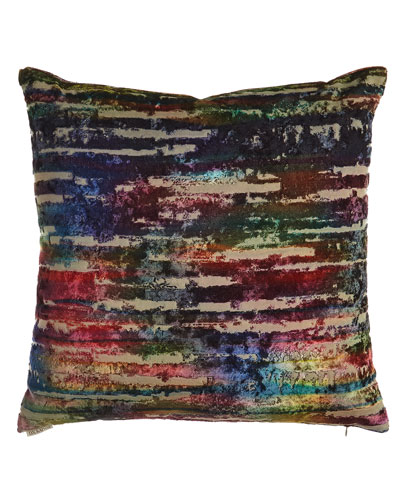 MULTI STRIPE PILLOW