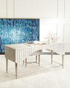 Damonica Oak Desk
