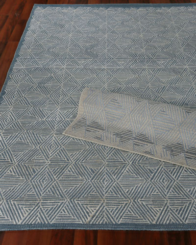 Laike Flatweave Rug, 8' x 11'
