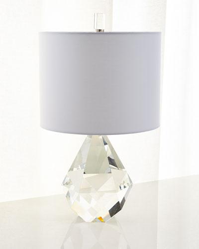 Faceted Princess Lamp