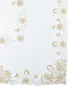 "Armina 72"" x 144"" Tablecloth & 12 Napkins"