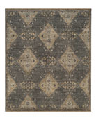 Idalee Hand-Knotted Rug, 6' x 9'