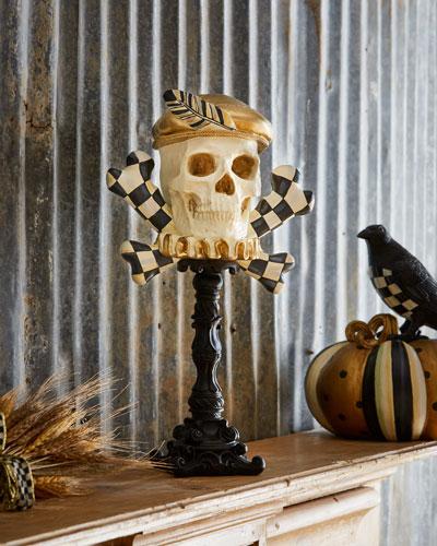 Elizabethan Skull