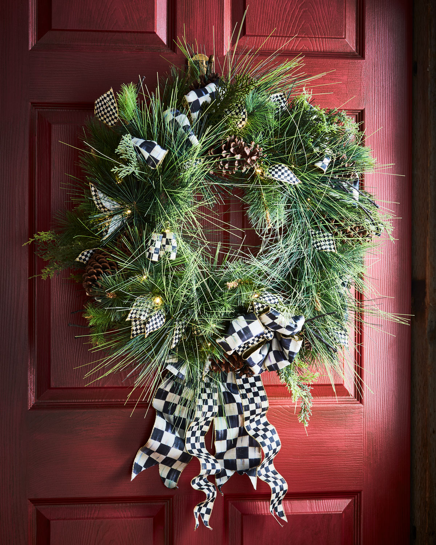 Underpinnings Wreath