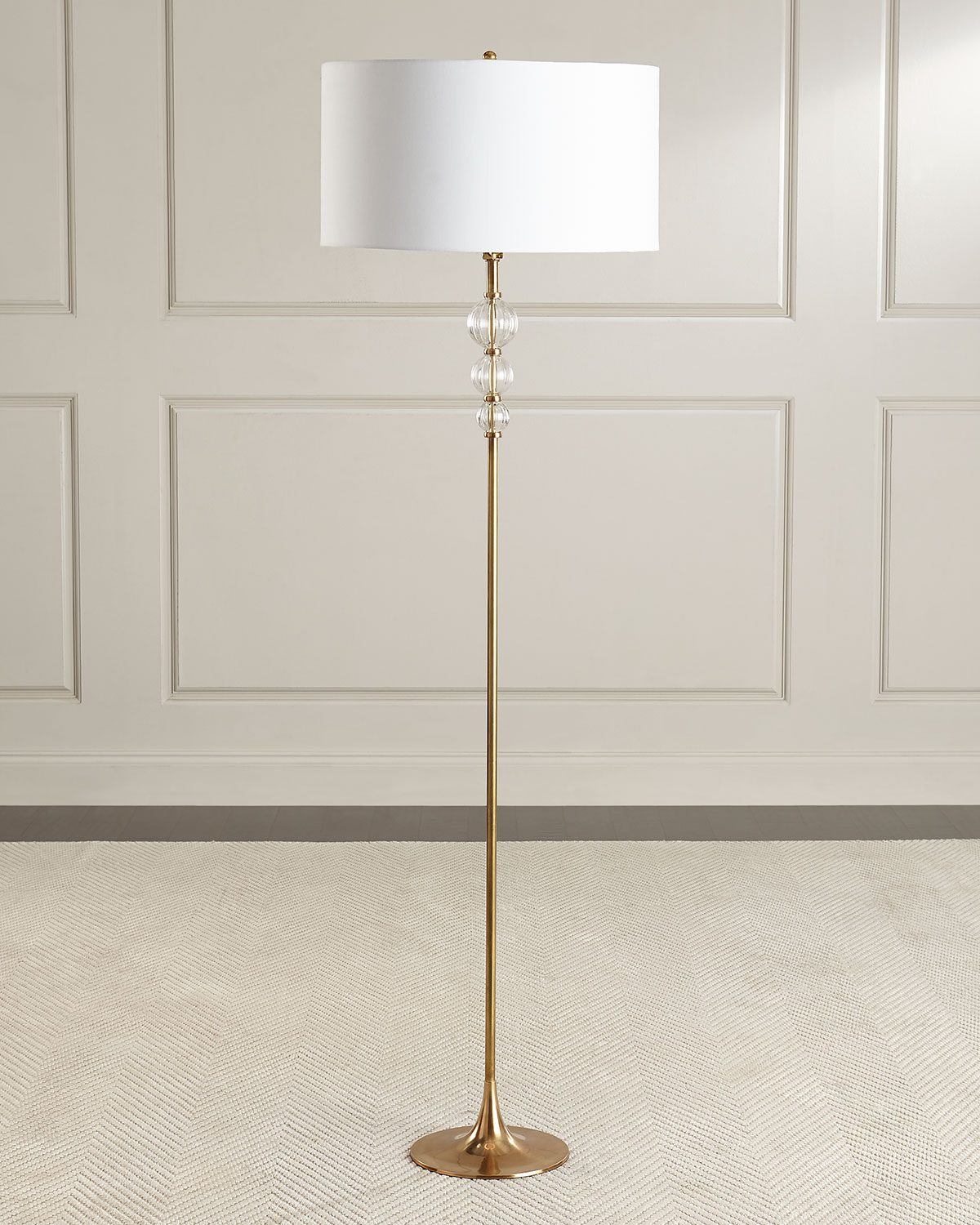 TripleBall Floor Lamp