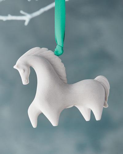 Horse Christmas Ornament