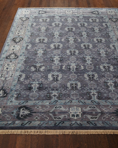 Remie Hand-Knotted Runner, 2'6