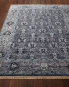 """Remie Hand-Knotted Rug, 5'6"""" x 8'6"""""""