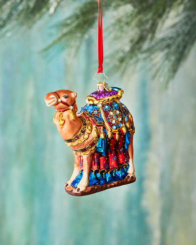 From the Far East Ornament