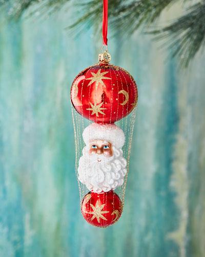 St. Nick-A-Float Ornament