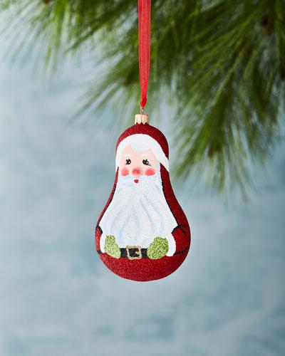 weeble Santa