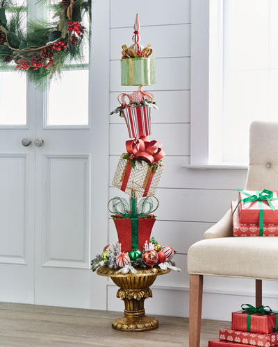Red & Green Collection Presents Topiary, 58