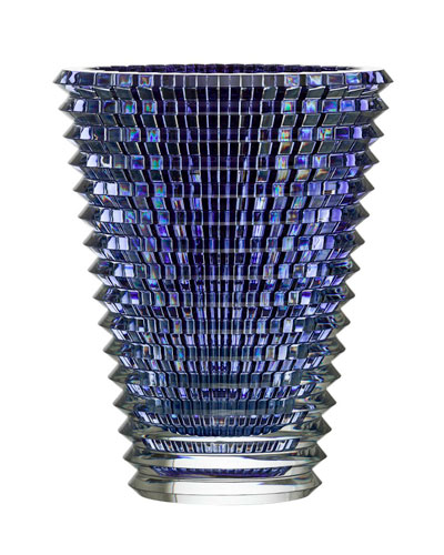 Extra-Large Eye Vase, Blue