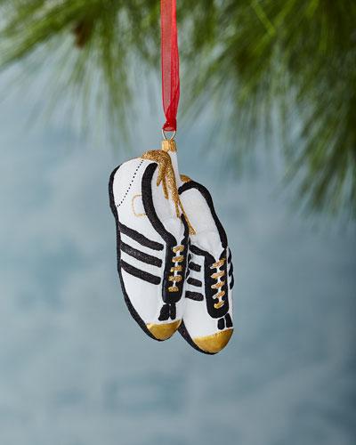 sneakers- reverse the black