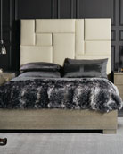 Aletha Upholstered King Bed