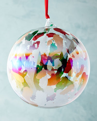Marble Ball Ornament, 6