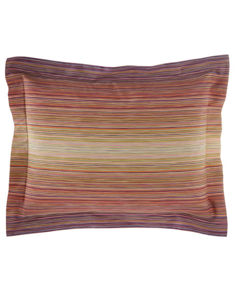 Missoni Home Pair of Jill Standard Shams
