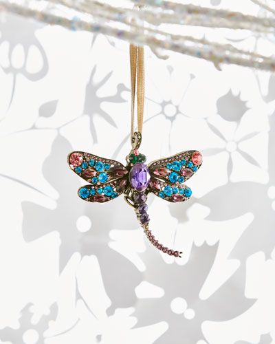 Dragonfly Ornament, Large