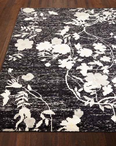Imogene Hand-Knotted Rug, 6' x 9'