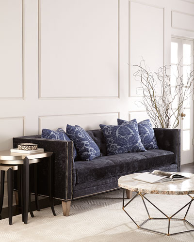 Quick Look. Massoud · Mamie Tufted Back Sofa