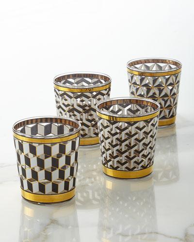 Boxed Versailles Glassware Set