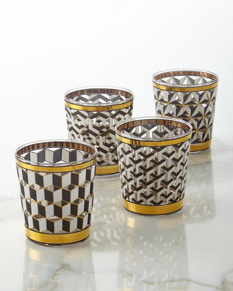 Jonathan Adler Boxed Versailles Glassware Set