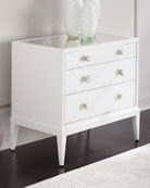 Yarnell Three-Drawer Chest