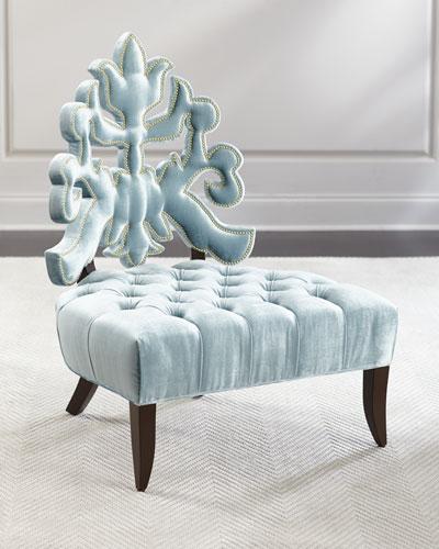 Arielle Tufted Accent Chair