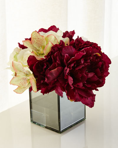 Smokey Peonies Arrangement
