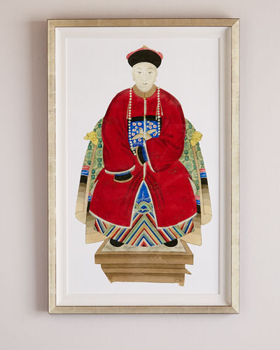 Statuette Painting I, 30