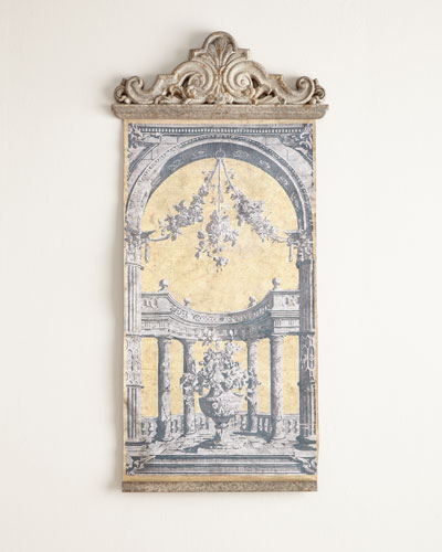 Life & Antiquity Chinoiserie Wall Decor