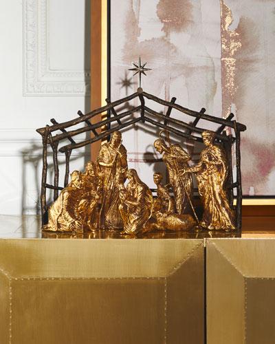 Special Edition Nativity Scene