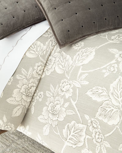Floral Duvet Cover Neiman Marcus