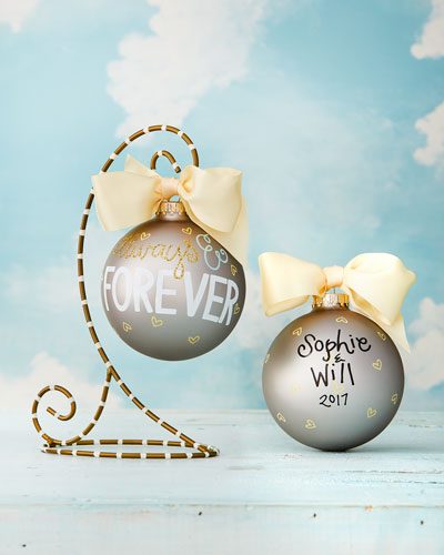 Always & Forever Ornament with Stand