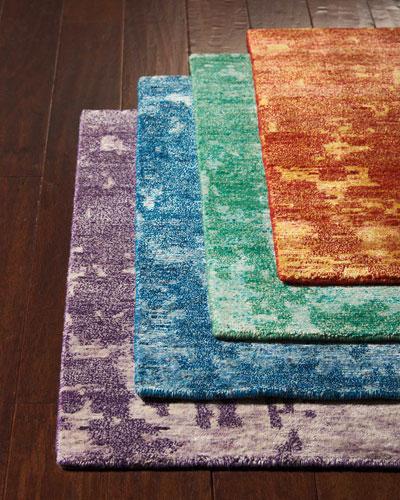 Silas Hand-Loomed Rug, 3.9' x 5.9'