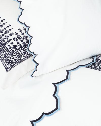 Sakuna queen flat sheet