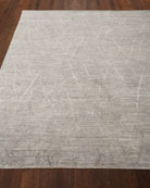 """Ling Hand-Knotted Rug, 7'9"""" x 9'9"""""""