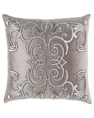 Mozart Platinum Pillow, 24