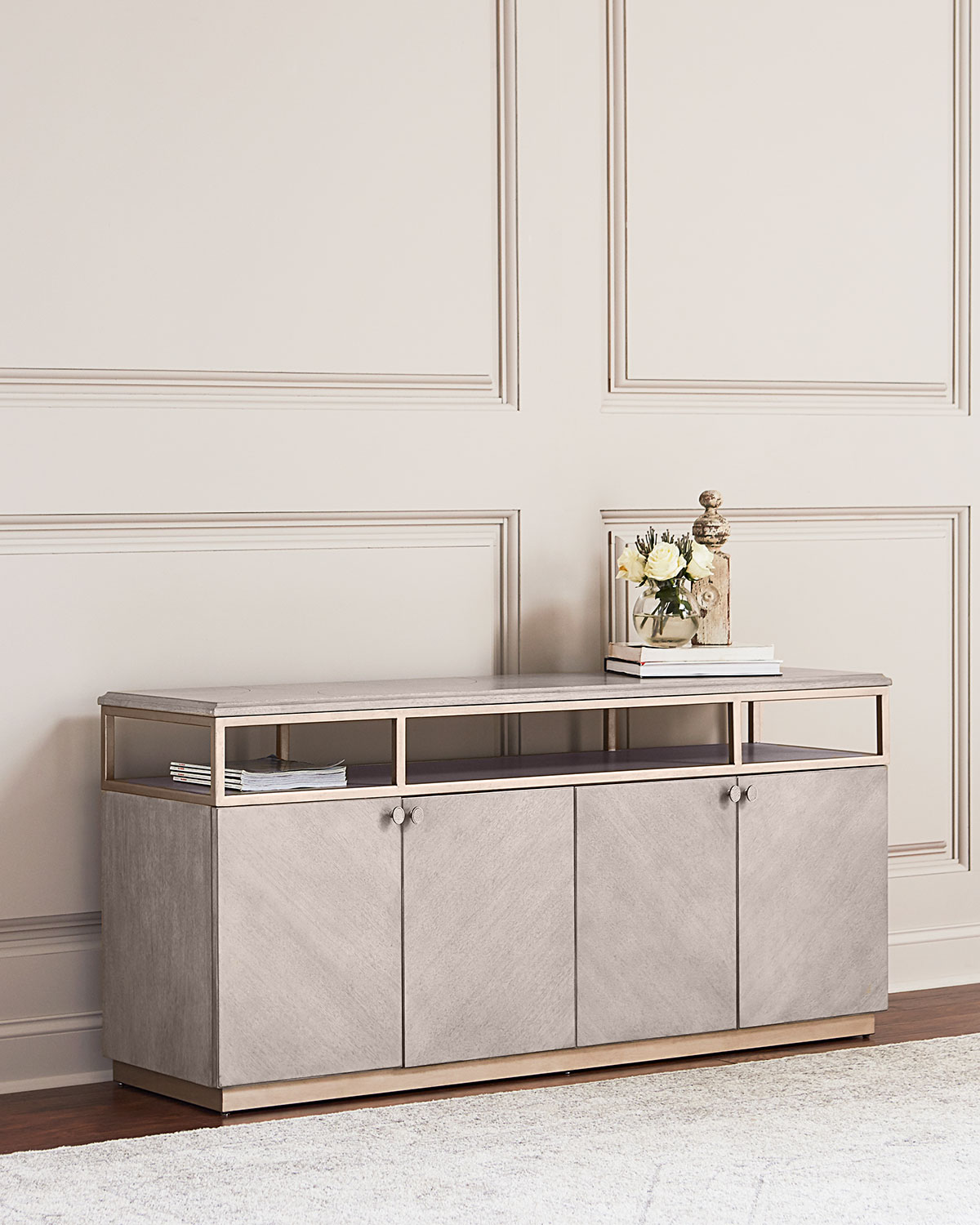 Hooker Furniture Sabeen Entertainment Console