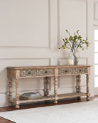 Casella Console Table