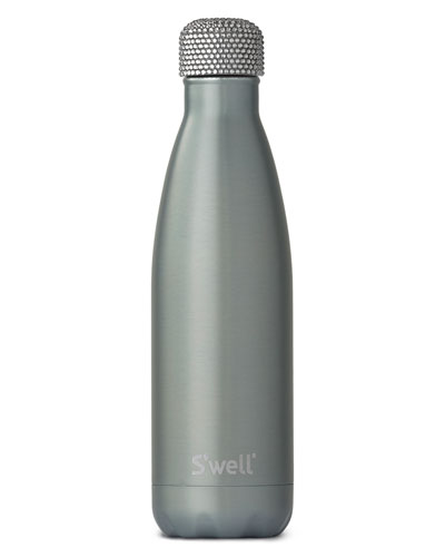 Radiance Celine 17-oz. Reusable Bottle with Crystal Cap, Silver