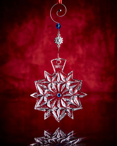 2017 Snowflake Wishes Friendship Ornament