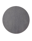 Everglade Placemat, Gray