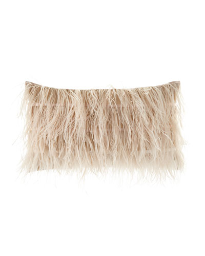 Lumbar Feather Pillow